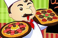 Pizza Games