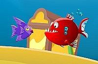 Fisch Essen Spiele