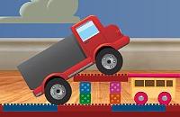 Spielzeug Transporter 1