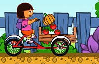 Carico di Dora Bicicletta