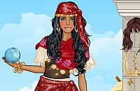 Fortune Teller Dress Up
