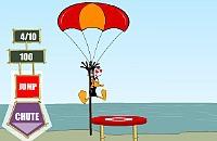 Parachute springen 1