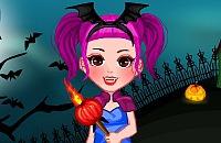 Halloween Girl Dress Up