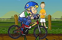 Jogos de Bicicleta de Montanha