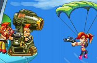 Parachute Shooter 2