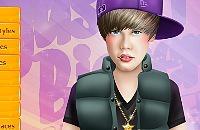 Justin Bieber Make Over