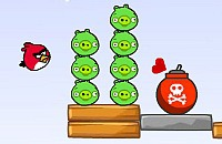 Angry Birds Kanone 2