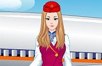Stewardess Vestido