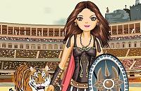 Gladiator Aankleden