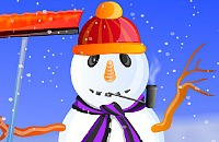 Snowman Jake Decoration