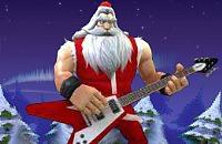 Kerstman Rockster 4