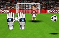 Speel nu het nieuwe voetbal spelletje Voetbal Keeper
