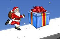 Springende Kerstman