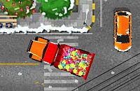 Papai Estacionamento de Caminhões