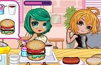 Dora's Burger Shop