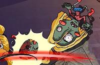 Zombie Slashing