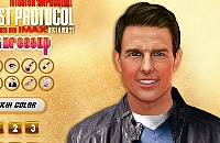 Tom Cruise Makeover