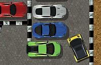 Smart Parkplatz
