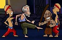 Kung Fu Grand-père