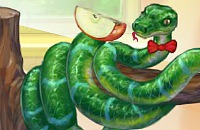 Meine Netten Schlange