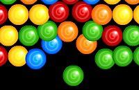 Süßigkeiten Blasen