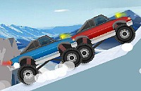 Sneeuw Racers
