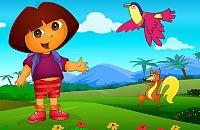 Dora Finde den Unterschied