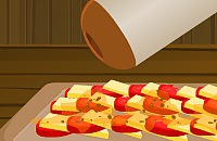 Salada de Tomate e Mussarela