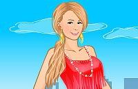 Paris Hilton Dressup 2