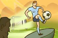 Speel nu het nieuwe voetbal spelletje Super Sprint Voetbal