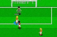 Speel nu het nieuwe voetbal spelletje EK 2012