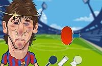 Speel nu het nieuwe voetbal spelletje Ronaldo vs Messi