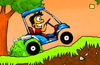 Crazy Golf Cart 1