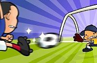 Speel nu het nieuwe voetbal spelletje Goooaaal 2012