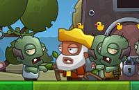Zombies bij de Poort