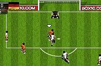 Speel nu het nieuwe voetbal spelletje EK 2012 Spits