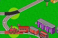 Eisenbahn Tal