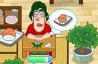 Jogo de Sushi Bar