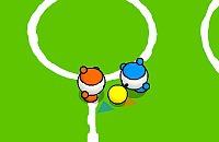 Speel nu het nieuwe voetbal spelletje Voetbal 1