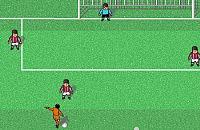 Speel nu het nieuwe voetbal spelletje Corner aannemen