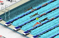 New Game: Swimming Race
