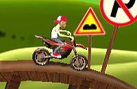 Angry Biker