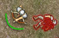 Verrückte Bogenschützen