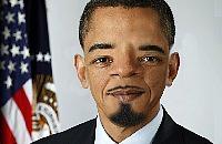 Obama's Gezicht