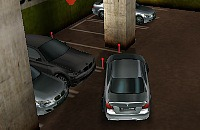 BMW Parkeren 3D