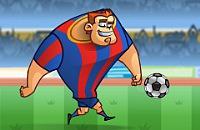 Speel nu het nieuwe voetbal spelletje Penalty