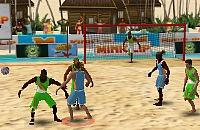 Speel nu het nieuwe voetbal spelletje Beach Voetbal 2