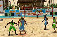 Beach Voetbal 2