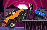 Monster Truck Zombie Crusher
