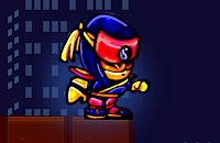 Straße Ninja